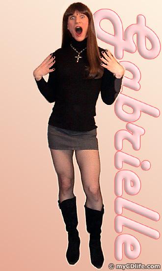 Teen Crossdresser With Hard Yummy Cock - Negrofloripa