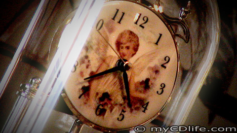 Angel Clock