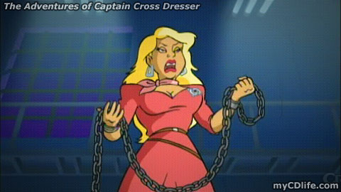 The Adventures of Captain Cross Dresser