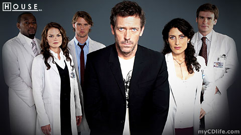 House, MD cast