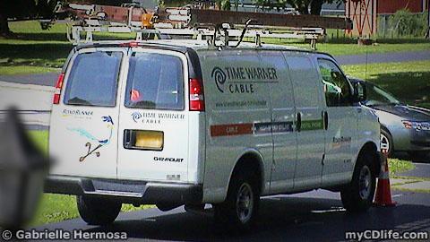 cable van