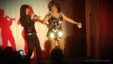 Big Wigs - Cher and Tina Turner (Aggy Dune and Kasha Davis)